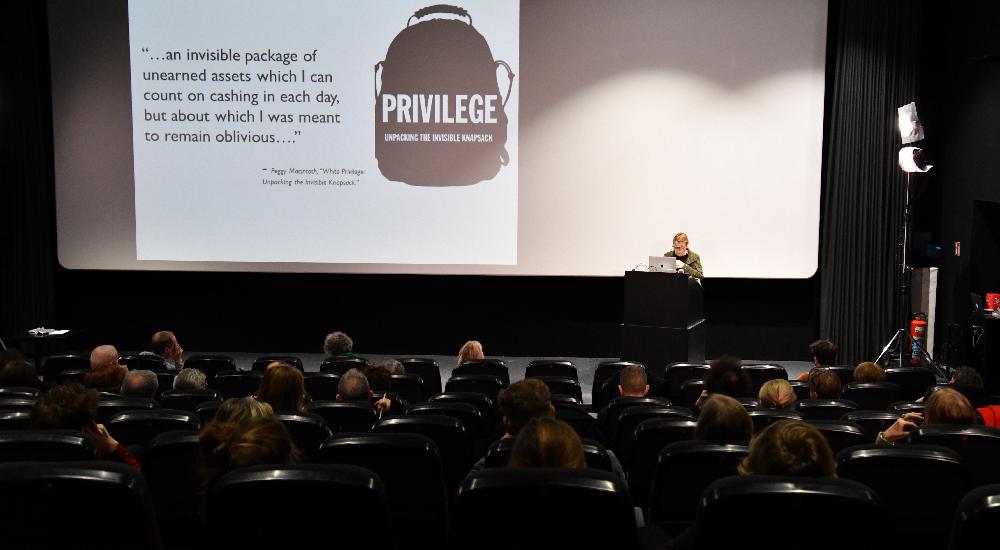 Keynote von Prof. Sylke Rene Meyer © Heiko Specht